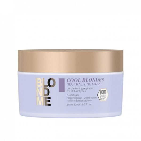 Cool Blondes - Neutralizing Mask 200 ml